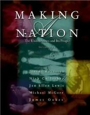 Making a Nation: The United States and Its People, Volume I (2002, Soft Cover)