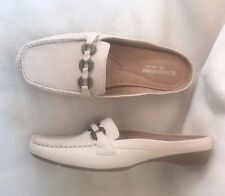 Naturalizer Tan Leather Slip On Loafer Shoes Casual N5 Comfort sz 8 new