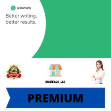 GRAMMARLY.PREMIUM ✅1 YAER GRAMMARLYY GRAMMERLY PREMIUM ACCOUNT FAST DELIVERY