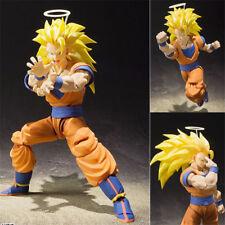 S.H.Figuarts Dragon Ball Z Super Saiyan3D 3 Son Goku 2.0 Gokou DBZ Action Figure
