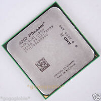 Working AMD Phenom X4 9750 2.4 GHz HD9750WCJ4BGH CPU Processor Socket AM2+