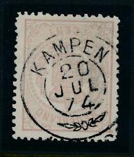 NR. 13 PR.EX.  MET FRANCO TAKJE KAMPEN 20 JUL 74      Zk237