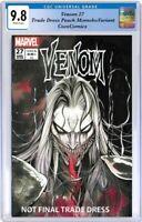 Venom #27 CGC 9.8 Marvel 2020. Peach Momoko Trade Dress PRE-ORDER 8/12/20