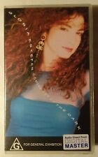 Gloria Estefan Coming Out Of The Dark VHS 1991 Sony Music Vid Not For Sale Copy