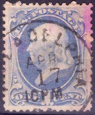 UNITED STATES OF AMERICA - RARO FRANCOBOLLO DA 1 CENT - 1870