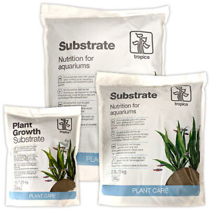 Tropica Substrate Aquarium Soil Plant Growth pH Neutral Concentrate Fish Tank