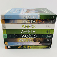 Weeds : The Complete Series Seasons 1-8 (DVD Set) Brand New and Sealed Region 1