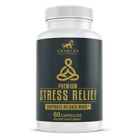 Premium Stress Relief | Anti Anxiety and Natural Stress Management with Rhodiola