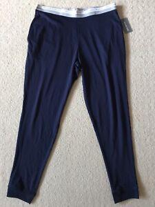 Michael Kors Men Lounge Pants Navy Blue New (L)