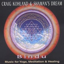 Breathing by Shaman's Dream/Craig Kohland (CD, 1997, Jonkey Records)