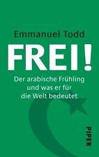 Frei! von Emmanuel Todd (2011, Taschenbuch) UNGELESEN