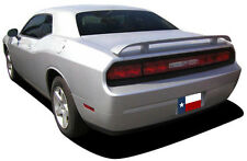 Dodge Challenger 2008-2014 Factory Style 2-Post Rear Spoiler -MADE in the USA