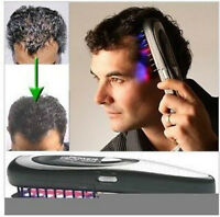 NEW IN BOX Power Grow Laser Comb Brush Hair Loss Hair Growth Treatment Kit