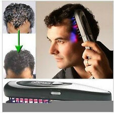 Power Grow Laser Comb Brush Hair Loss Hair Growth Treatment Kit