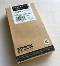 Genuine Epson T6128 Matte Black 9880,7880,9800,7880,7800,9400, 7450,
