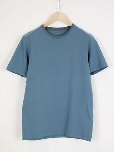 MCS Marlboro Classics Homme M Bleu Uni T-Shirt 37047_GS