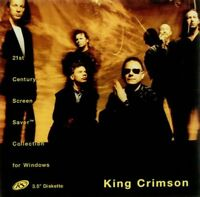 "King Crimson 21st Century Screen saver Collection for Windows (2 - 3,5"" D.. [CD]"