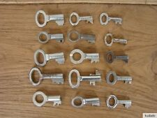 Nr.F6555 ANGEBOT: 15 alte Schlüssel für Vorhängeschlösser - um 1940