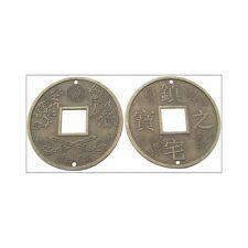 Pièces chinoises Feng-Shui – 65 mm – Lot de 20