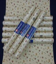 Trailing Fruit Wallpaper Beige #CN24600 (Lot of 8 Double rolls)