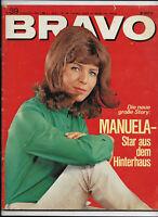 BRAVO Nr.39 vom 19.9.1966 Cliff Richard, Manuela, Dough McClure, George Harrison