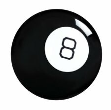 MYSTIC 8 BALL RETRO MAGIC DECISION MAKING FORTUNE TELLING COOL TOY GIFT BOXED