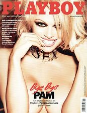 Playboy März/03/2016  PAMELA ANDERSON & ESTELLA KELLER