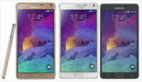 "New 5.7""Samsung Galaxy Note 4 SM-N910F 32GB Unlocked T-Mobile Android Smartphone"