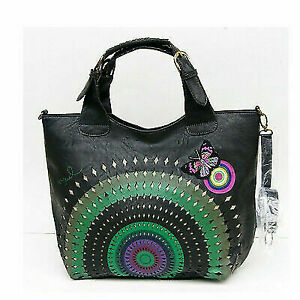 New Spanish Desigual women's messenger bag  handbag