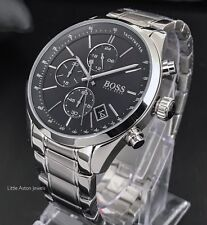 Hugo Boss Men's Grand Prix Chronograph Watch 1513477 Brand New / Warranty