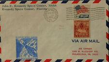 Gemini 5 Official NASA Cachet KSC Kennedy Space Center 21. Aug. 1965