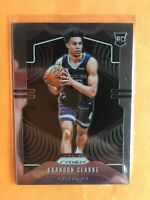 2019-20 Panini Prizm Brandon Clarke #266 RC Rookie Base Grizzlies