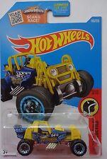 2016 Hot Wheels HW DAREDEVILS 3/10 Treasure Hunt Mountain Mauler 163/250