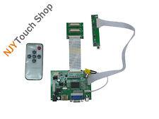 HDMI VGA AV Remote LCD Controller Board For EJ080NA-04C HJ080IA-01E 1024x768 TFT
