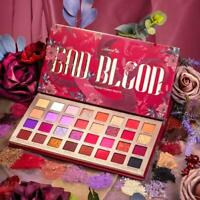 Bad Blood 32 color Eyeshadow Pressed Pigment Palette By Amor Us