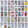 Disney Cartoon Mickey Minnie Clear Case Cover For iPhone X Xs MAX XR 6s/7/8 Plus
