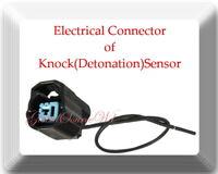 Electrical Connector of Knock Detonation Sensor KS138 Fits Honda S2000 2000-2005