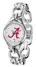 Alabama Crimson Tide Eclipse Ladies Women Watch, Necklace & Scarf