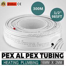300m PEX AL PEX Multicouche Tuyau 16x2mm Plomberie insipidité Potable Water