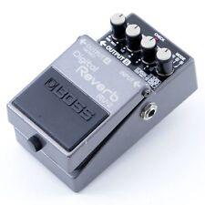 1987 Boss Japan RV-2 Digital Reverb Guitar Effects Pedal P-07226