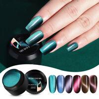 Magnetic 5D Cat Eyes Nail Art Gel 5ml Soak Off Starry Sky Varnish UV Gel Polish