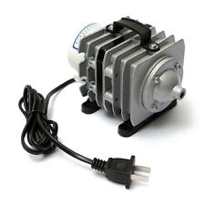 Electromagnetic Air Pump For Aquarium Fish Pond Hydroponic ACO-001 220V 20W