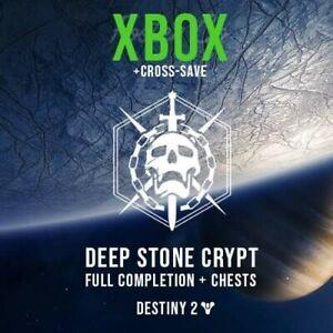 Deep Stone Crypt Full Raid | Xbox One | Cross Save