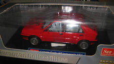 1/18 SUN STAR LANCIA DELTA HF INTERGRALE 16V RED AWESOME LOOKING MODEL #3102
