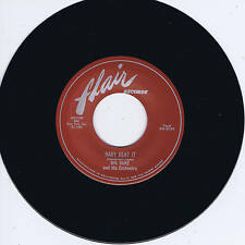 BIG DUKE - BABY BEAT IT (Fantastic Rhythm & Blues Jiver - like Big Joe Turner)
