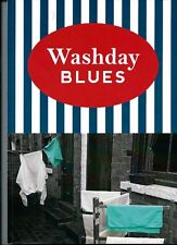 Washday Blues Book, Poems & Pictures,reminiscence,dementia, gift idea