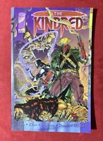 The Kindred, Image Comics Graphic Novel TPB (1995, Paperback) (OOP/Rare)