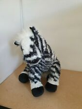 TY Large Loveable Zebra 2002 Soft Toy