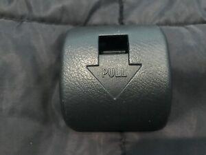 03-11 OEM Honda Element rear seat hook baby child carseat anchor cover trim cap