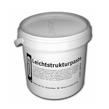 Strukturpaste Leichtstrukturpaste 1000ml für Farben Malstoff